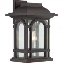 Quoizel CAT8411PN - Cathedral Outdoor Lantern
