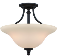 Jeremiah 28553-GB - 3 Light Convertible Semi Flush