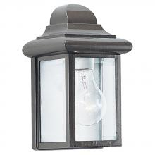Sea Gull 8588-10 - One Light Outdoor Wall Lantern