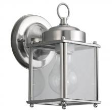 Sea Gull 8592-965 - One Light Outdoor Wall Lantern