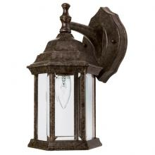 Capital 9830TS - One Light Tortoise Wall Lantern
