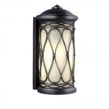 Feiss OL10901ABR - 1 - Light Outdoor Sconce
