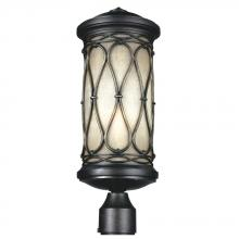Feiss OL10907ABR - 1 - Light Outdoor Post