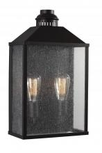 Feiss OL18011ORB - 2 - Light Outdoor Wall Sconce