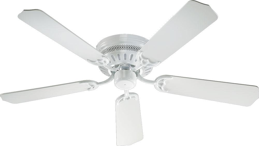 "Champions Lighting in Houston, Texas, United States,  5Q46, 52"" 5BL CUSTM SERS FAN-WH, Custom Hugger"