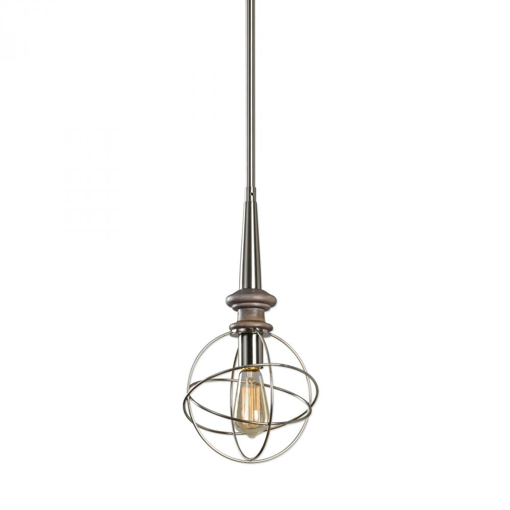 Champions Lighting in Houston, Texas, United States,  9U7DQ, Uttermost Amira, 1 Lt. Mini Pendant, Amira