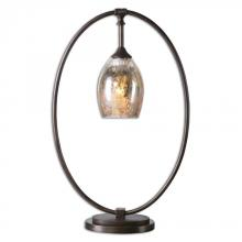 Uttermost 29181-1 - Uttermost Lemeta Oval Table Lamp