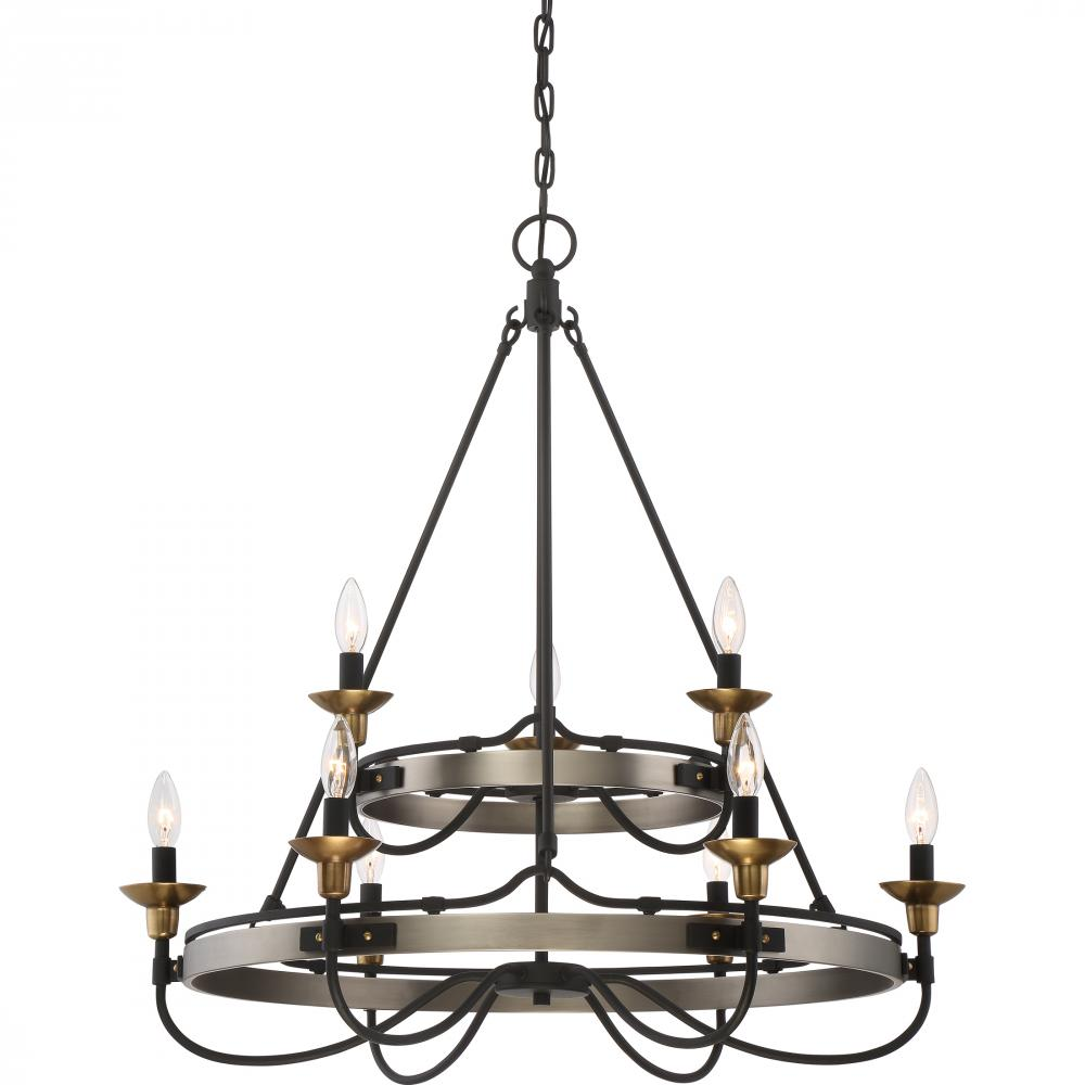 Castle Hill Foyer Piece L81x Champions Lighting